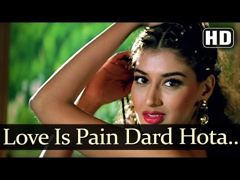 Love Is Mad - Sunil Shetty - Sonali Bendre - Takkar - Bollywood...