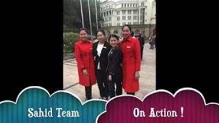 Trainning Di Chang Jiang Guo Ji Jiu Dian 长江国际酒店 China Guang Dong Yang Jiang