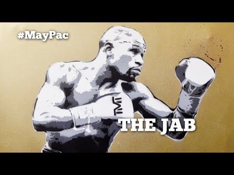 Mayweather vs Pacquiao: Signature Techniques #6 - Floyd's Jab