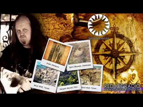 Josh Reeves - Red Ice Radio 2013 - The Lost Secrets of Ancient America