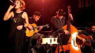 Zaz Coeur Volant Hugo Soundtrack Live In Nyc