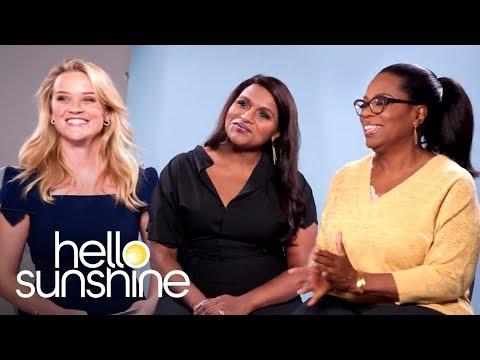 Reese Witherspoon, Oprah Winfrey, & Mindy Kaling - Hello Sunshine Conversations Ep. 1