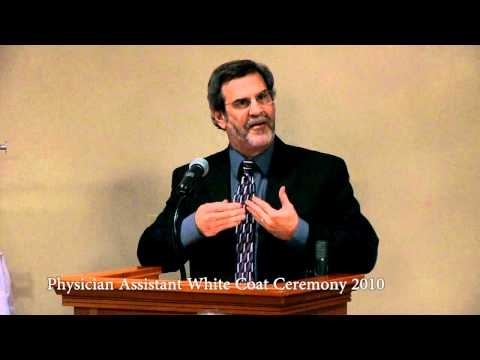 Wingate University - Physician Assistant White Coat Ceremony 2010