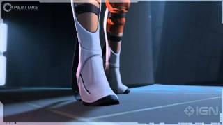 Portal 2: Official Boots Trailer