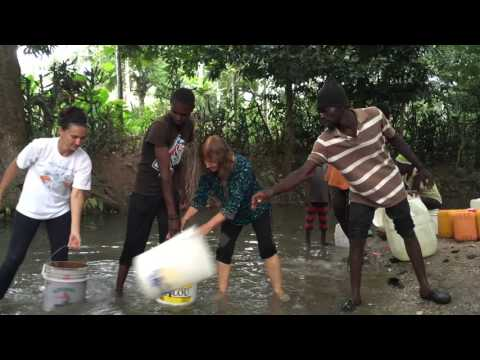 Haiti River Water - Restore a Child