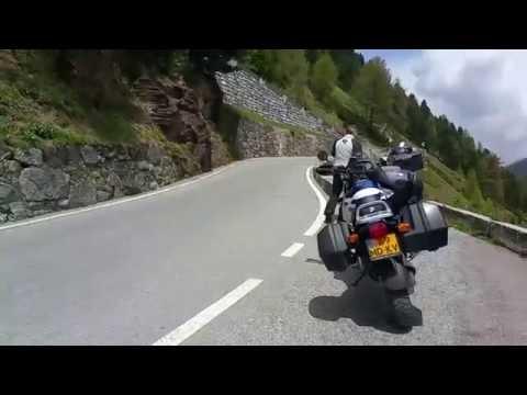Motortour Alps Dolomites 2016
