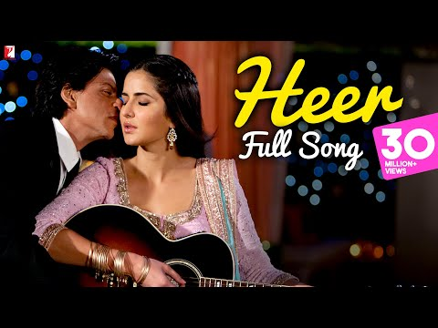 Heer - Full Song - Jab Tak Hai Jaan - Katrina Kaif video