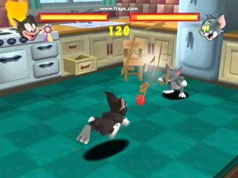 لعبة tom and jerry fists of furry