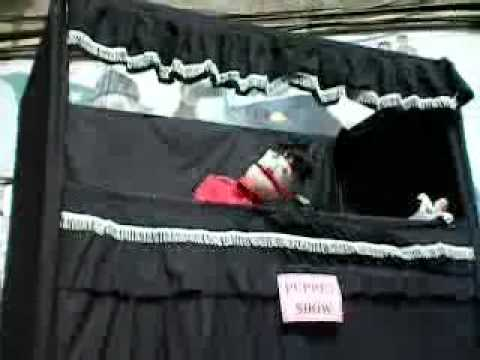 Yaseen Puppet Show Song Dadi Amma Man Jao.flv video