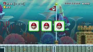 ARMCHAIR OUTREACH ~ Normal 100 Mario Challenge - Super Mario Maker - No Commentary
