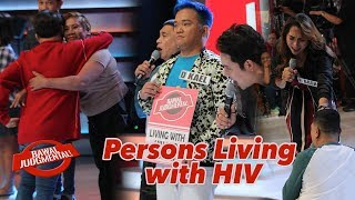 Persons Living with HIV | Bawal Judgmental | December 7, 2019