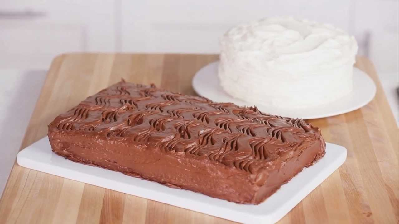 How To Make Chocolate Icing On Cake At Home