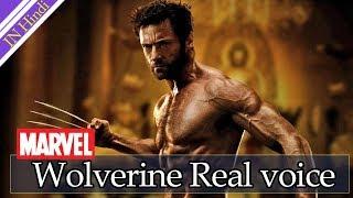 कौन है इस बुलंद अबाज के पीछे || Wolverine Real voice || in Hindi 720p
