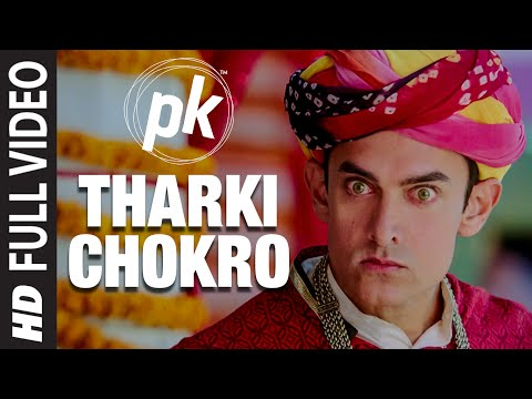 'tharki Chokro' Full Video Song | Pk | Aamir Khan, Sanjay Dutt | T-series video