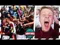 AWAYDAYS: ASTON VILLA VS WIGAN ATHLETIC   90TH MINUTE SCENES!!