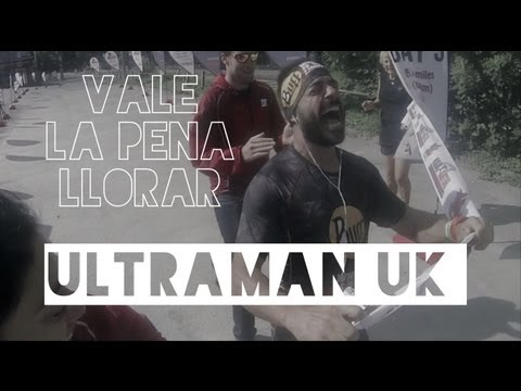 Ultraman: Valentí Sanjuan 2º En Ultramanuk video