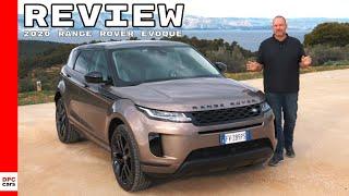 Range Rover Evoque S D240 AWD 2020 Review