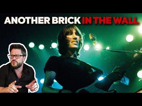 L'histoire de ANOTHER BRICK IN THE WALL part.2 de PINK FLOYD - UCLA