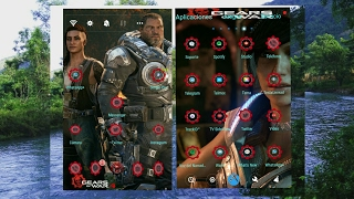 TEMA GEARS OF WAR PARA ANDROID 2017