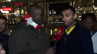 Arsenal 1 Leicester City 0 | Why On Earth Don't Our Players Shoot? (Moh)