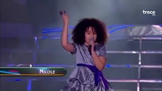 Nicole Gatti - I Have Nothing - Concierto 1 | Academia Kids lala 2