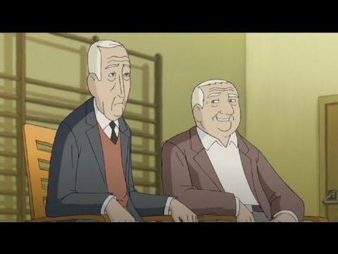 euronews cinema - Animated film Wrinkles kicks off Cartoon forum