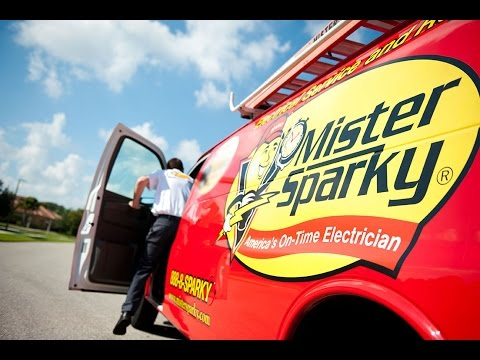 Mister Sparky Emergency Electrician Services
