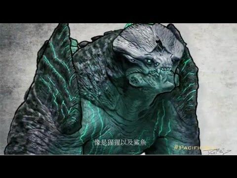 環太平洋 - 中文幕後花絮(怪獸選拔篇)
