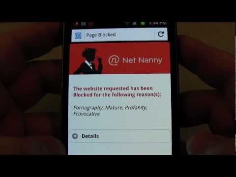 Can Net Nanny For Android Block Porn From Your Kids' Mobile Phone? video