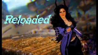 Black Desert Online Sorceress PVP Montage 10 - Reloaded