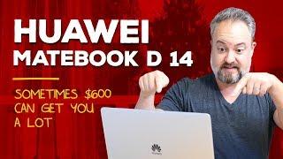 Huawei Matebook D 14 review
