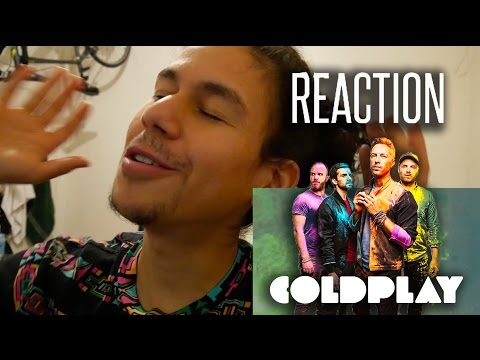 Coldplay - Hypnotised (Official Lyric Video) First Reaction/Review!!! I AM SPEECHLESS.