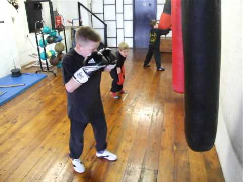 Young Warriors Kids Class JKD Kickboxing FMA Eskrima Kali Arnis Kickfit Martial Arts,Nottingham,UK Image 1