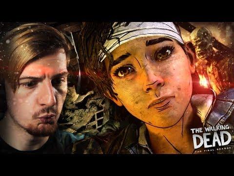CLEM & AJ.. WHERE ARE WE?    The Walking Dead: The Final Season (Season 4) Part 1 thumbnail