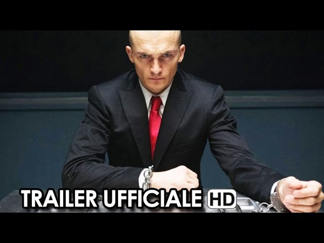 Hitman: Agent 47 Trailer Ufficiale Italiano #1 (2015) - Rupert Friend Movie HD