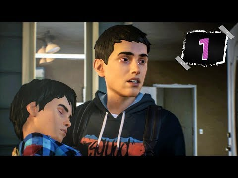 Life is Strange 2 - Part 1 - A TERRIBLE BEGINNING
