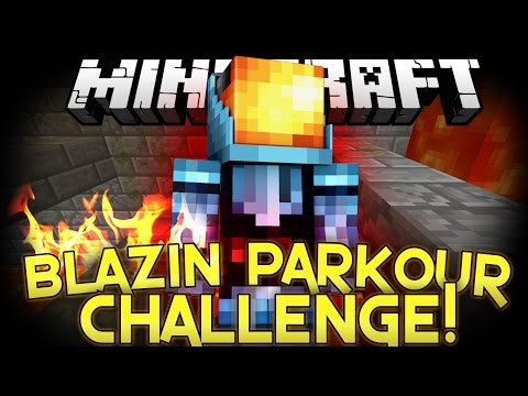 BLAZIN' HOT PARKOUR CHALLENGE!
