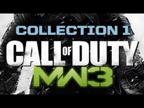 MW3 New Maps Gameplay - Map Pack Collection 1! (Call of Duty Modern Warfare 3)