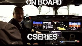 AIRBUS A220 - All About the Flight Deck and Cabin - Captain interview