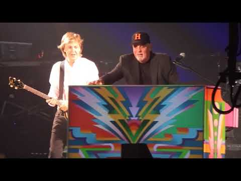 Paul McCartney, Nassau Coliseum, Sept. 26, 2017 with Billy Joel