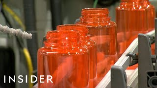How Nalgene Makes Its Water Bottles | The Making Of