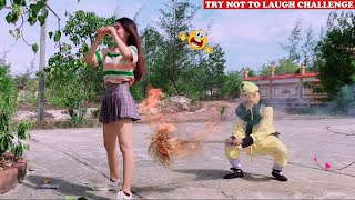 Xem Là Cười - Must Watch New Funny😂 😂Comedy Videos 2019 - Part 30