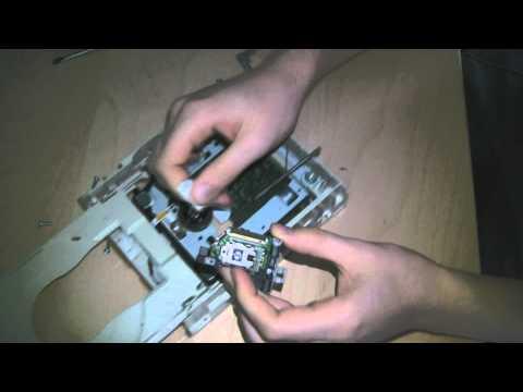 Как почистить лазер своими руками 120