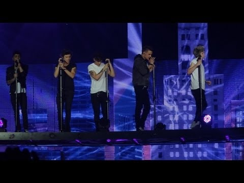 One Direction - Moments @ Take Me Home Tour, Sportpaleis, Antwerp - FULL HD