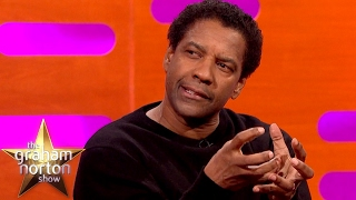 Denzel Washington is in Awe of Viola Davis | The Graham Norton Show