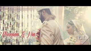 Magical Hindu & Sikh Wedding - Poonam & Nav