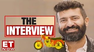 Royal Enfield CEO Siddharth Lal Shows The 650 Twins | The Interview