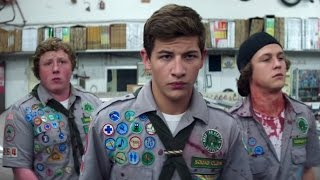 Scouts Guide to the Zombie Apocalypse | Trailer | Slovenia | Paramount Pictures International