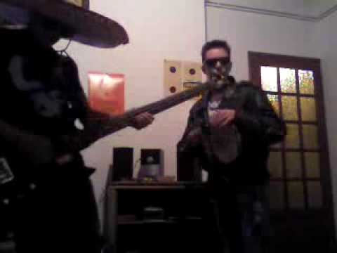 Sex Pistols New York Cover By Gay Knifes.mp4 video