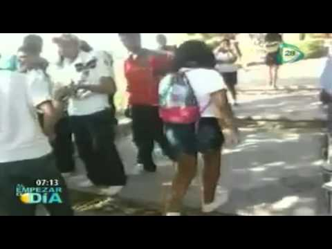 Impresionante caso de Bullying en preparatoria de Guerrero (VIDEO)